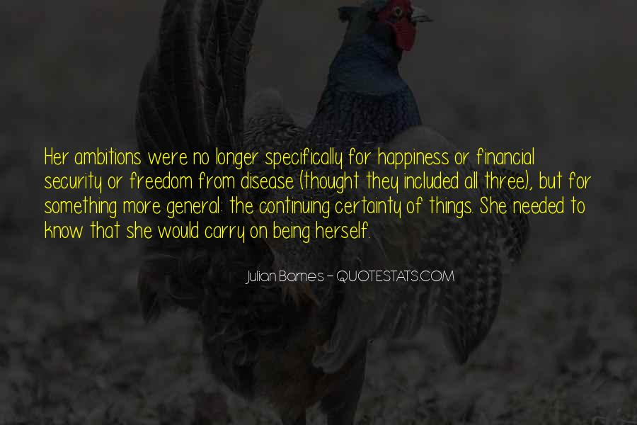Barnes Quotes #114779