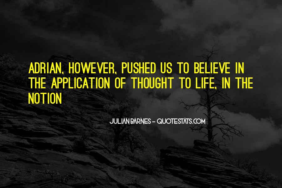 Barnes Quotes #116721