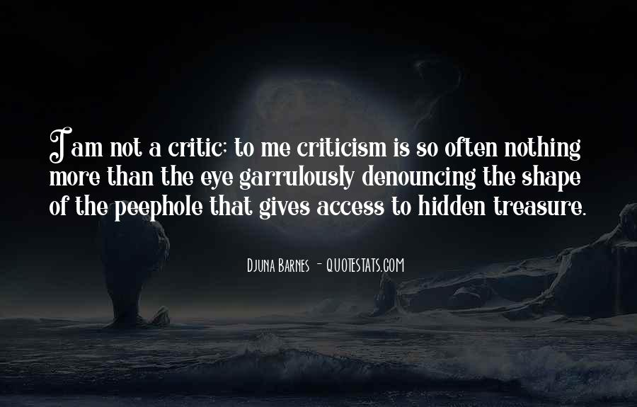 Barnes Quotes #120050