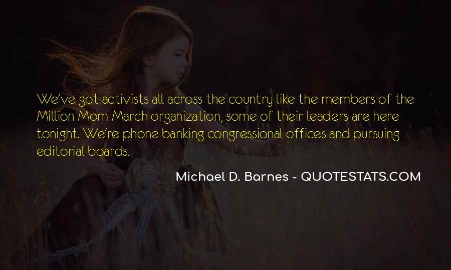 Barnes Quotes #121645