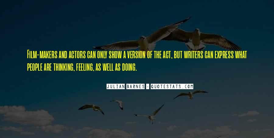 Barnes Quotes #138309