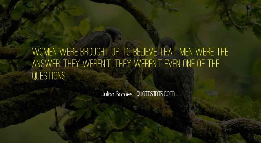 Barnes Quotes #16403
