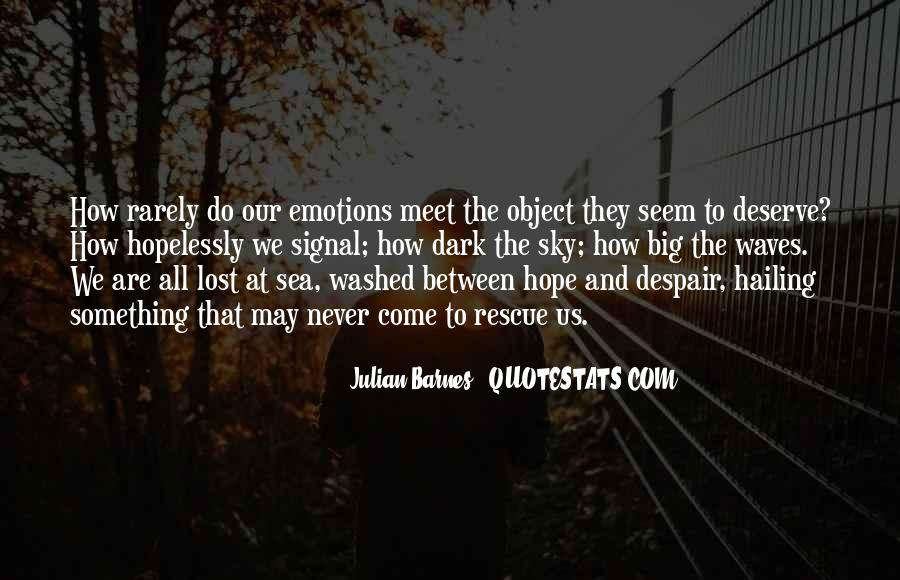 Barnes Quotes #18938