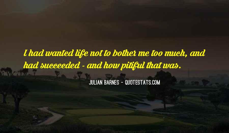 Barnes Quotes #21
