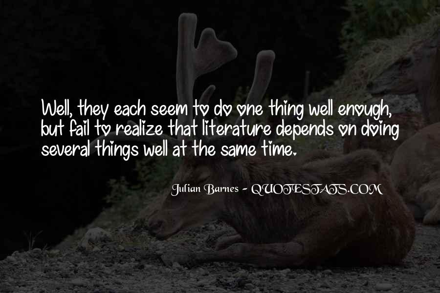 Barnes Quotes #3516