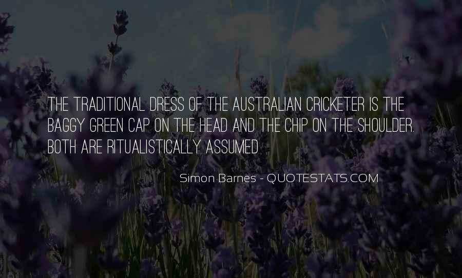 Barnes Quotes #38904