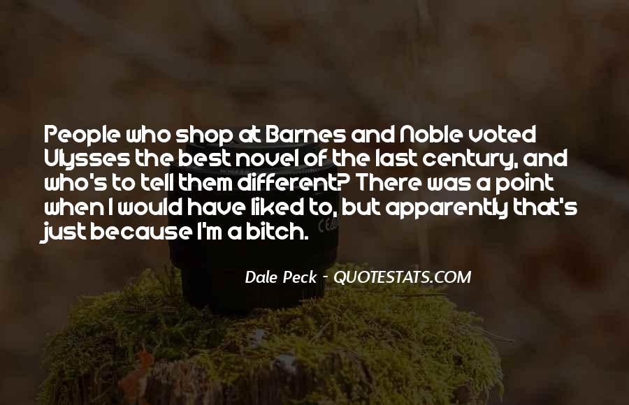 Barnes Quotes #488
