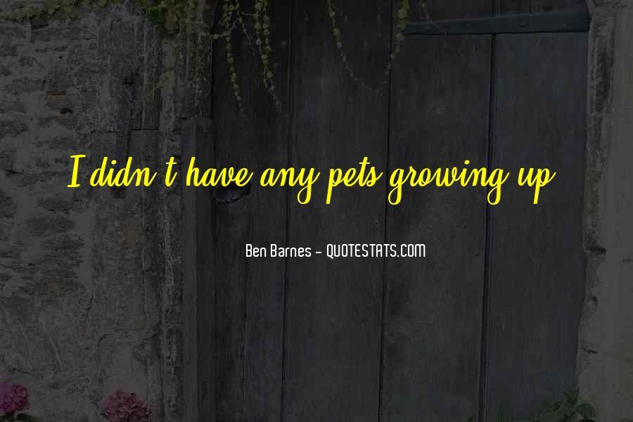 Barnes Quotes #59905