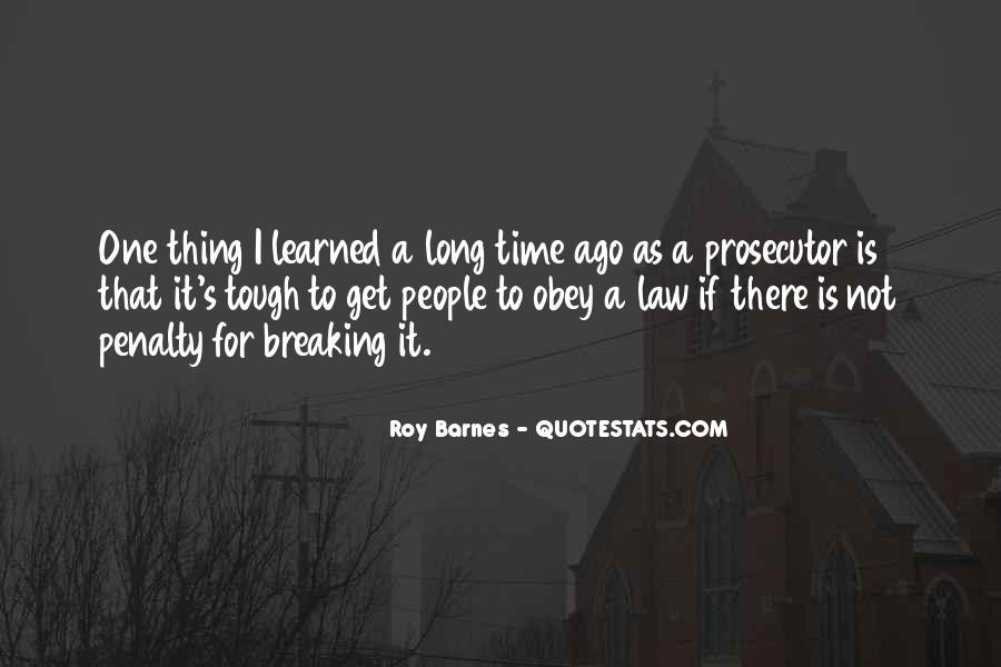 Barnes Quotes #64768