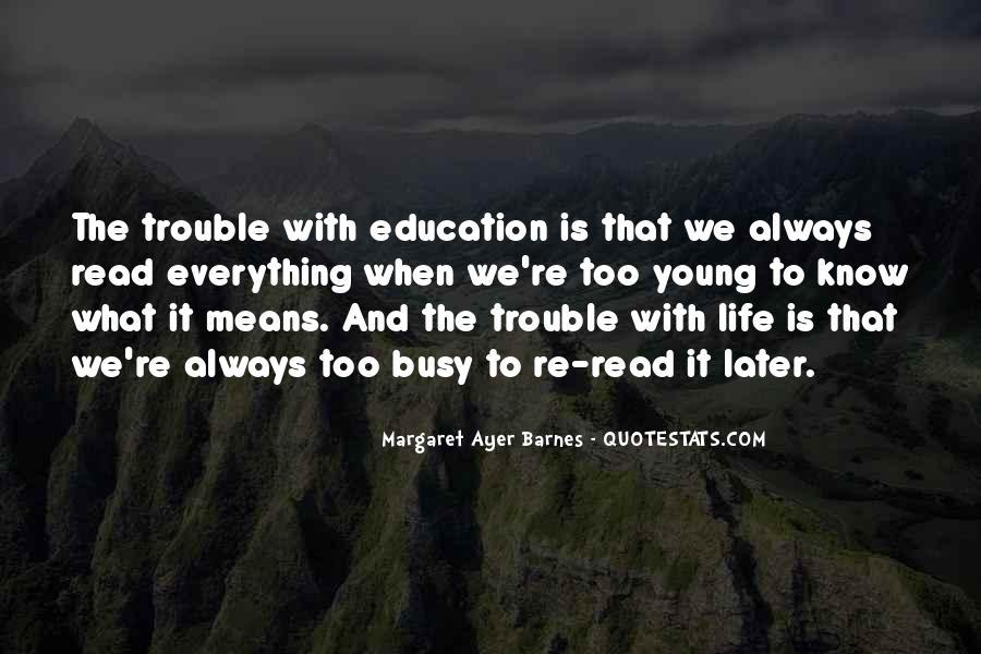 Barnes Quotes #77870