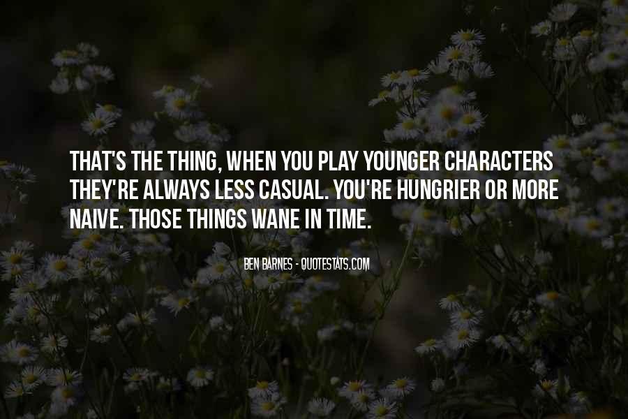 Barnes Quotes #85050