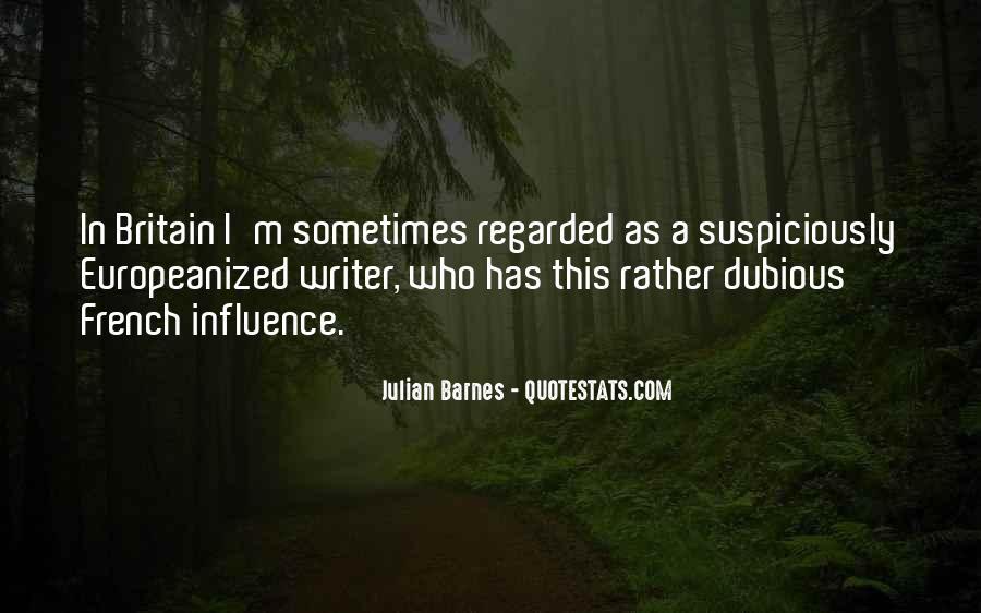 Barnes Quotes #86024