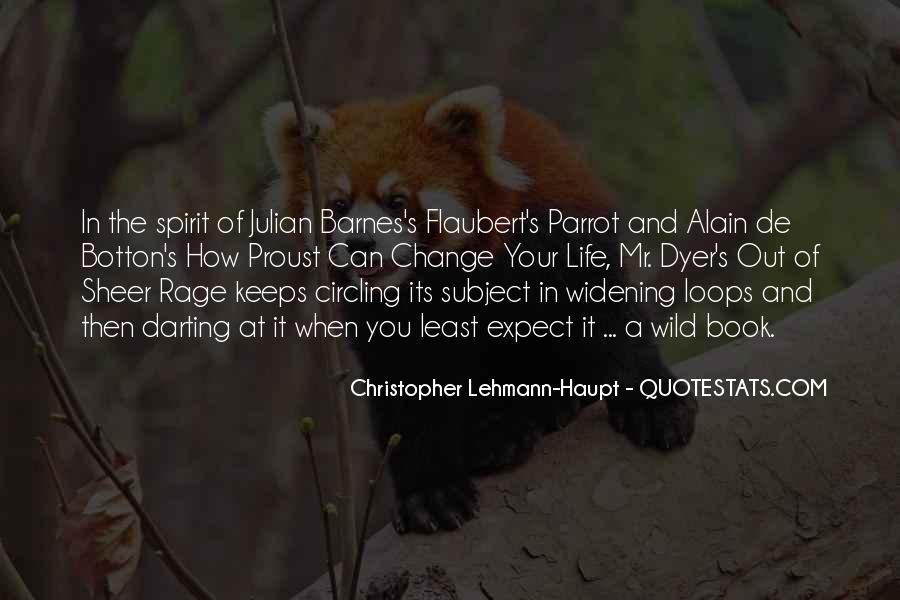 Barnes Quotes #87182