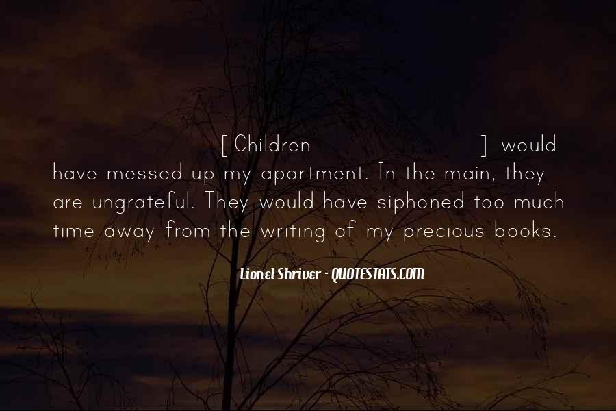 Quotes About Messed #421213