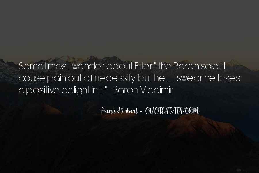 Baron Harkonnen Quotes #143473