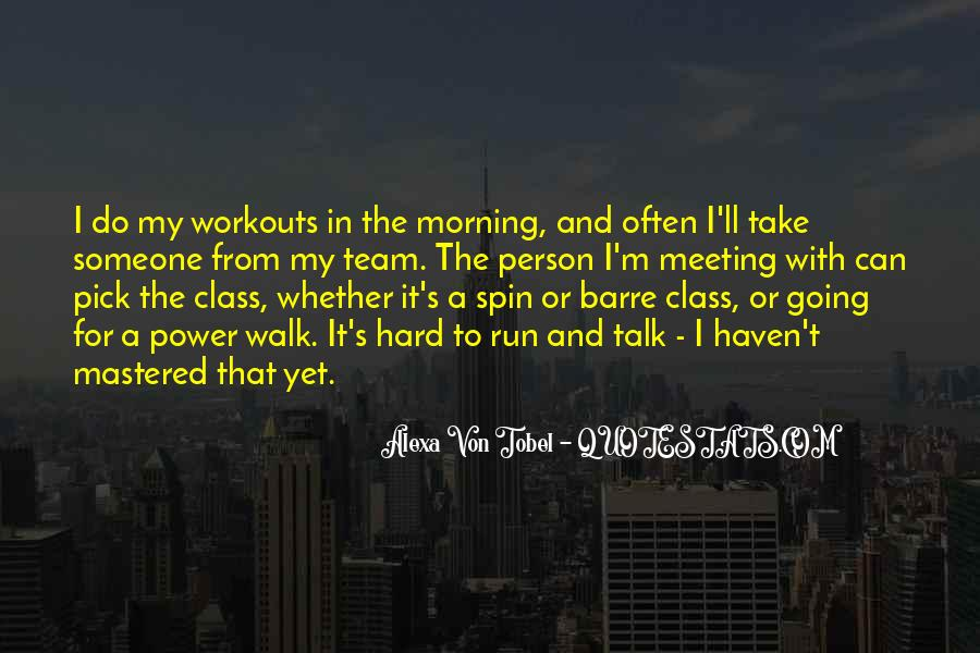 Barre Class Quotes #1174580
