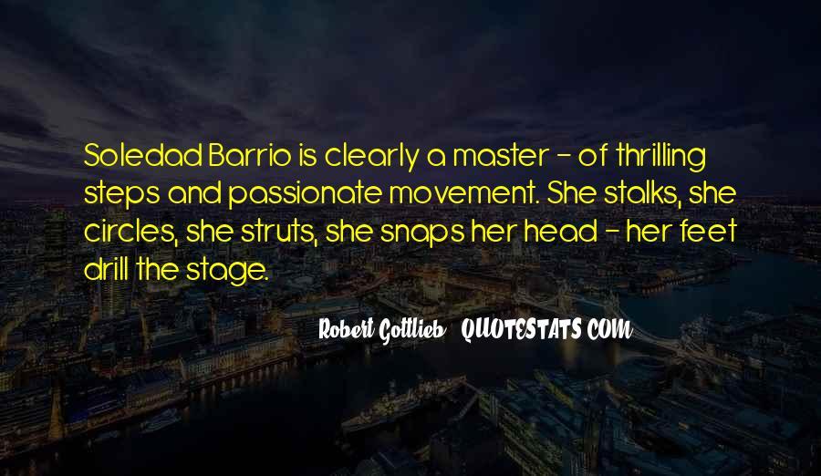 Barrio Quotes #855854