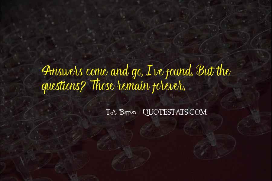 Barron's Quotes #14851