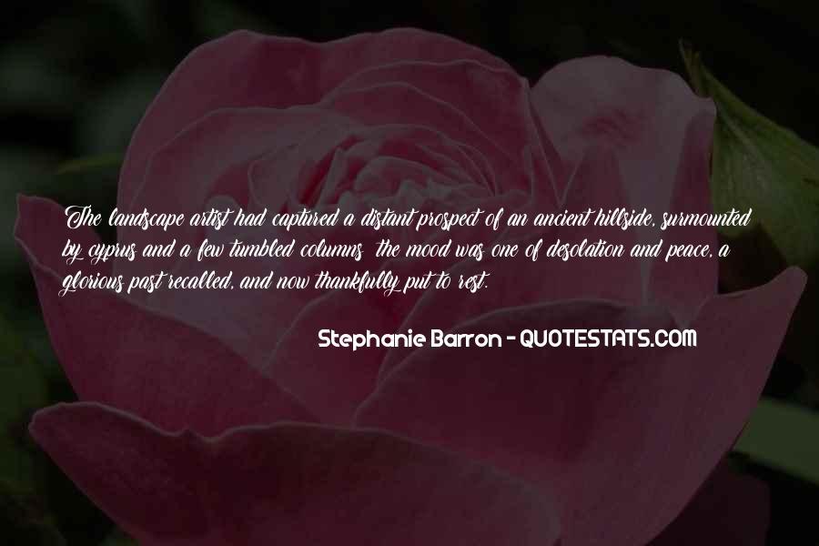 Barron's Quotes #258242