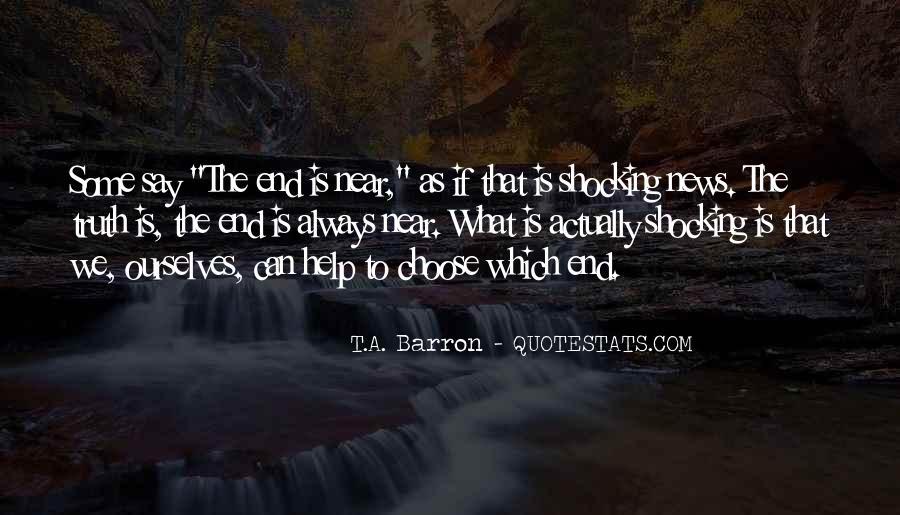 Barron's Quotes #563326