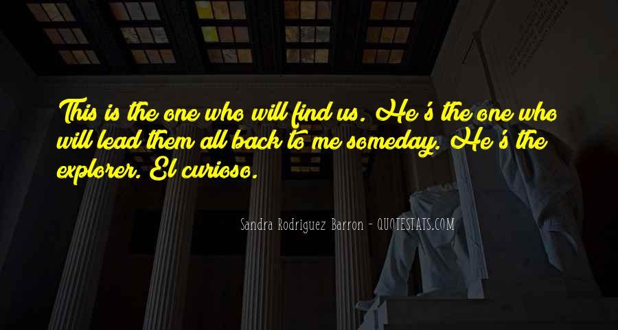 Barron's Quotes #925995