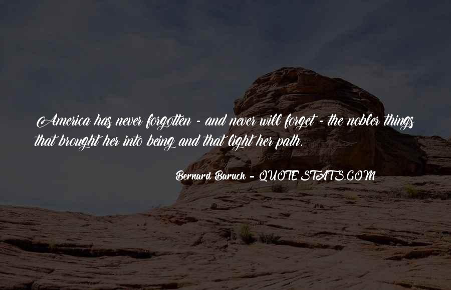 Baruch Quotes #184792