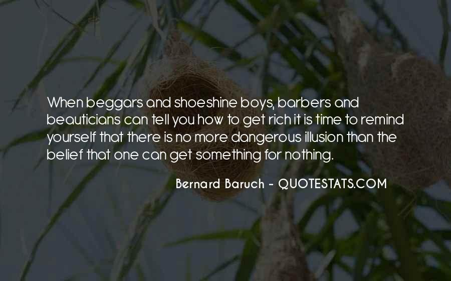 Baruch Quotes #296202