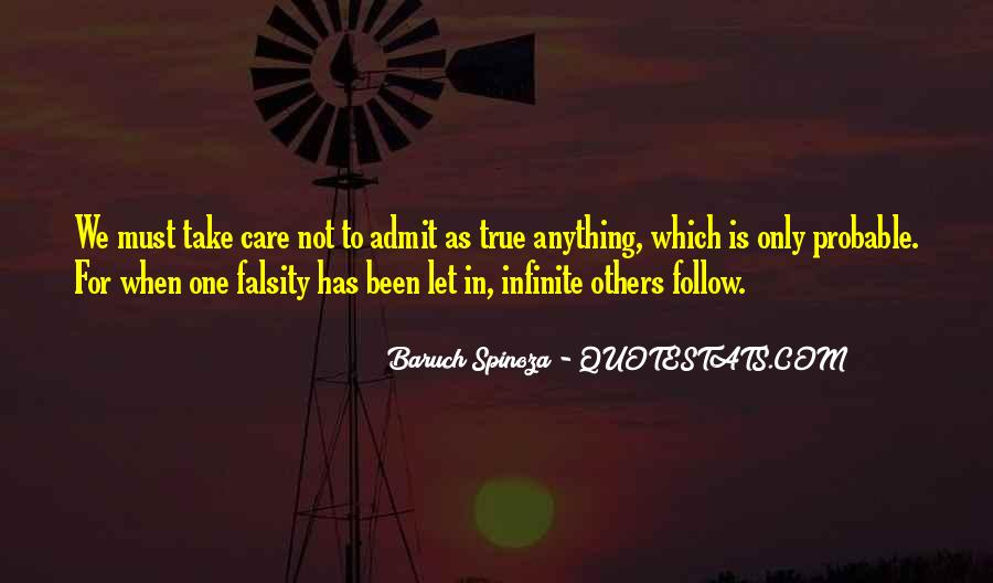 Baruch Quotes #332011