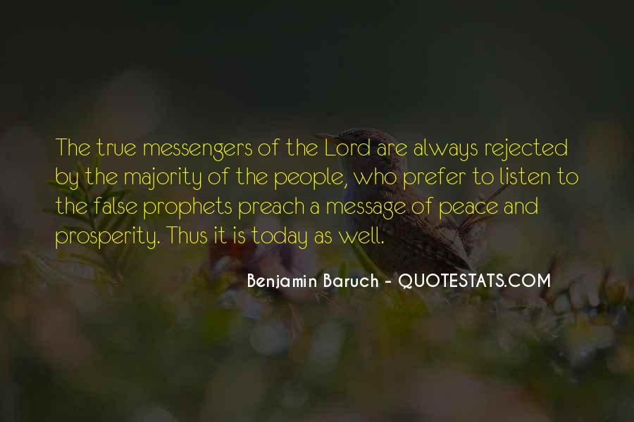 Baruch Quotes #397909