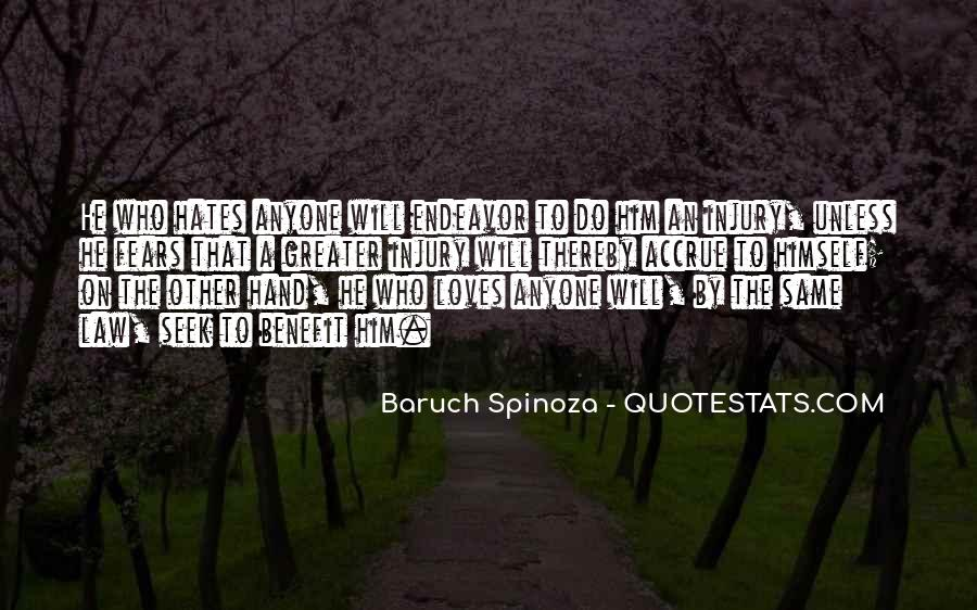 Baruch Quotes #436178