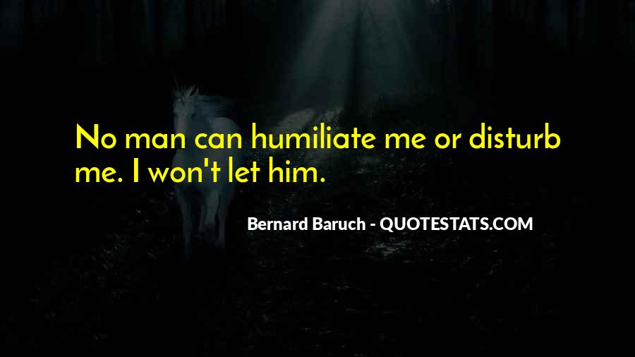 Baruch Quotes #485469