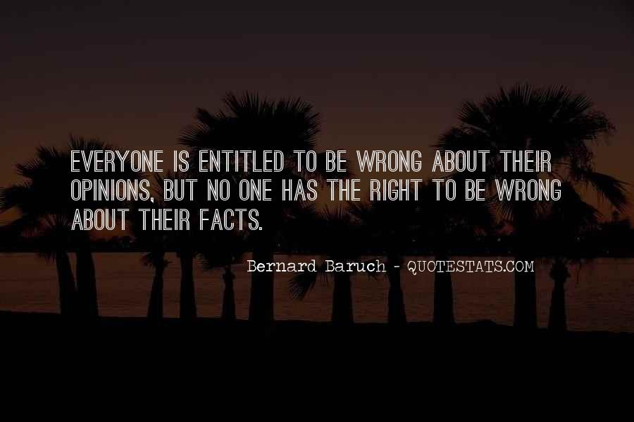 Baruch Quotes #48862