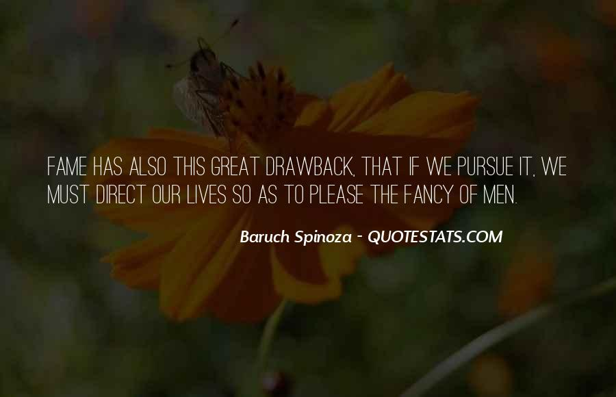 Baruch Quotes #88464