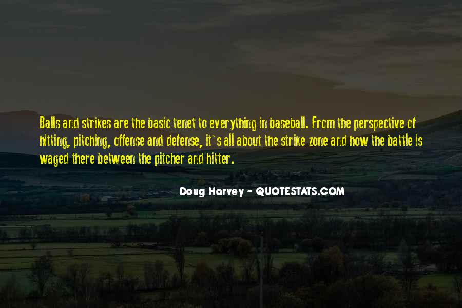 Baseball Strike Out Quotes #1131768