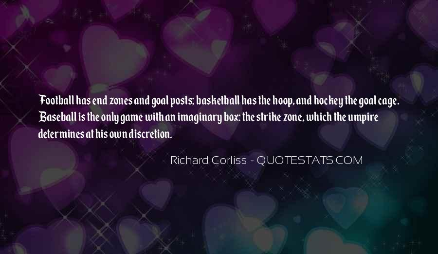 Baseball Strike Out Quotes #1169135