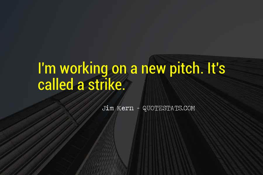 Baseball Strike Out Quotes #937406