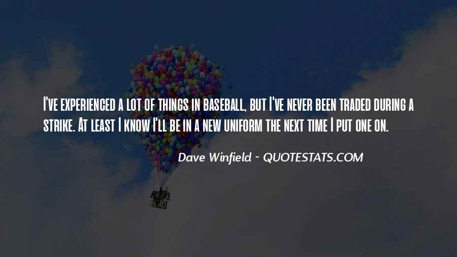 Baseball Strike Out Quotes #985643