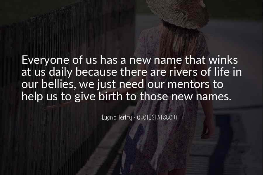 Quotes About Mentors In Life #1040580