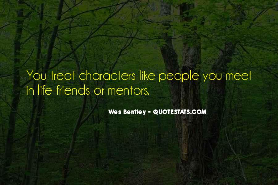 Quotes About Mentors In Life #693605
