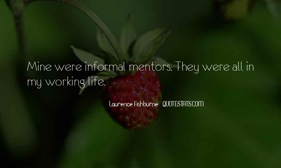Quotes About Mentors In Life #934272