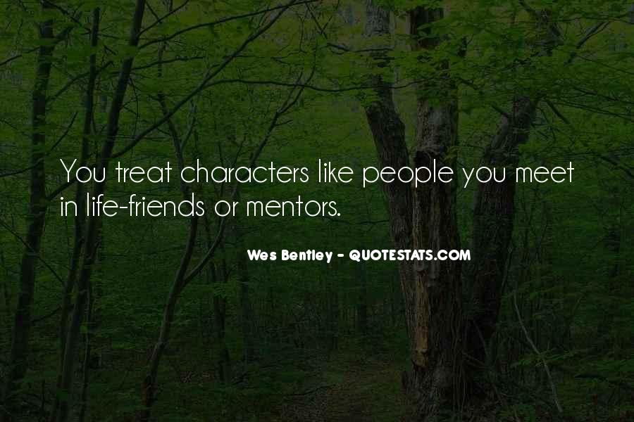 Quotes About Mentors And Friends #693605