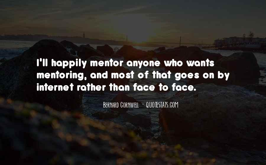 Quotes About Mentoring Others #135183