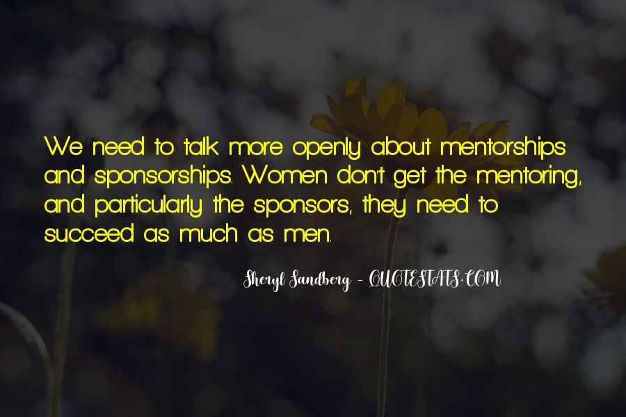 Quotes About Mentoring Others #264570