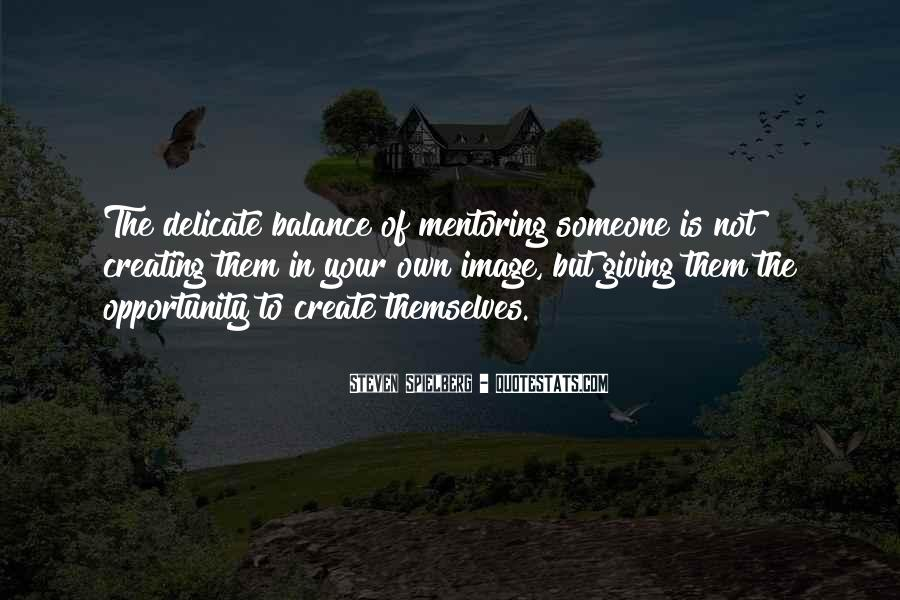 Quotes About Mentoring Others #396031