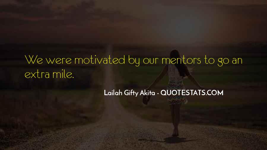 Quotes About Mentoring And Coaching #1382919