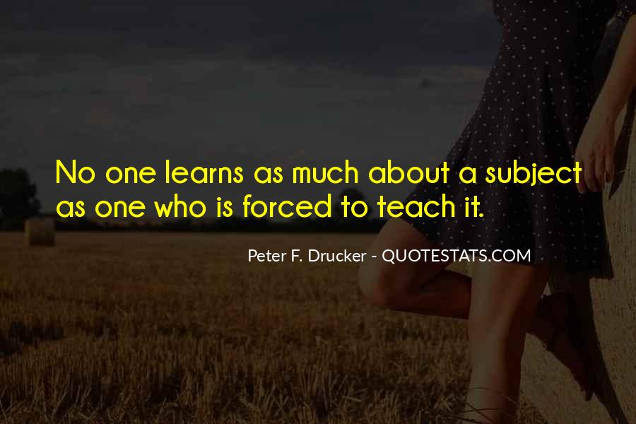 Quotes About Mentoring And Coaching #927791