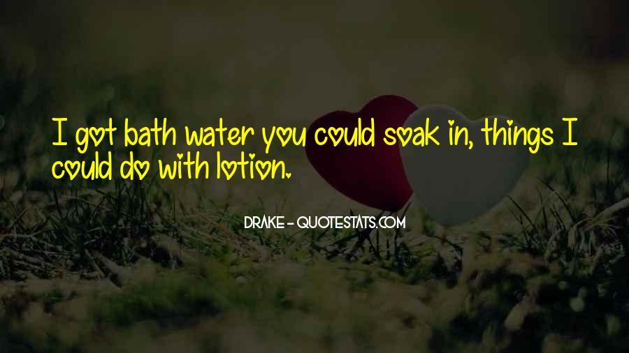 Bath Quotes #136473
