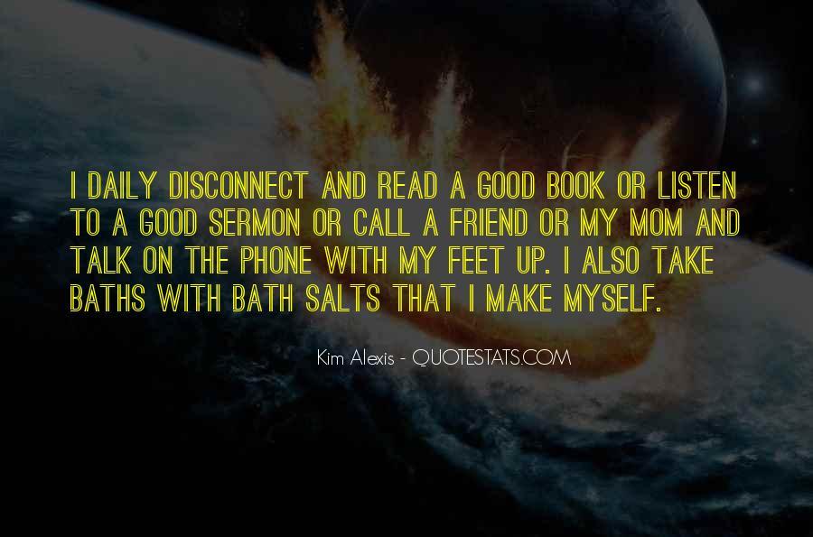 Bath Quotes #140401