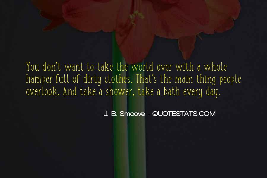 Bath Quotes #159429