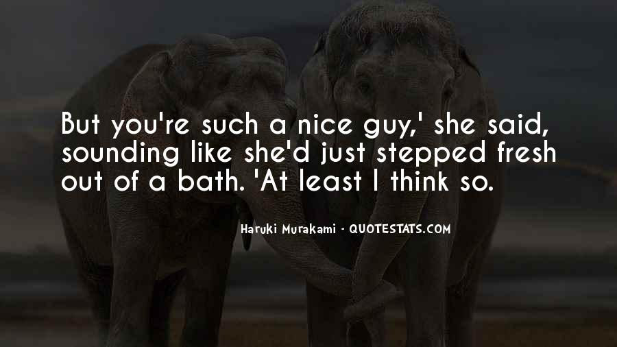 Bath Quotes #238290